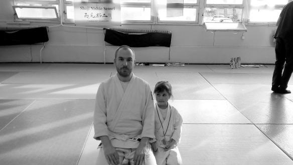 Aikido - Staż 2015-04-11 Takeshi Kuroki